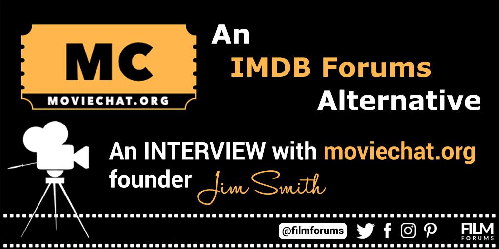 MovieChat Interview Jim Smith