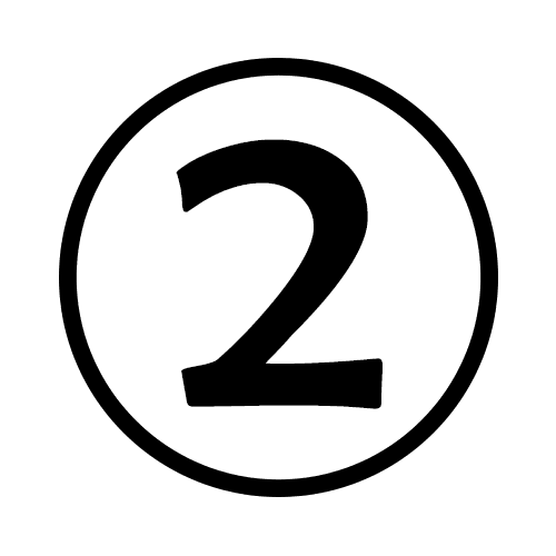1-Number Circle