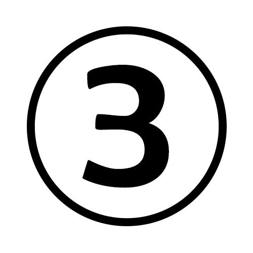 3-Number Circle