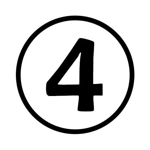 4-Number Circle