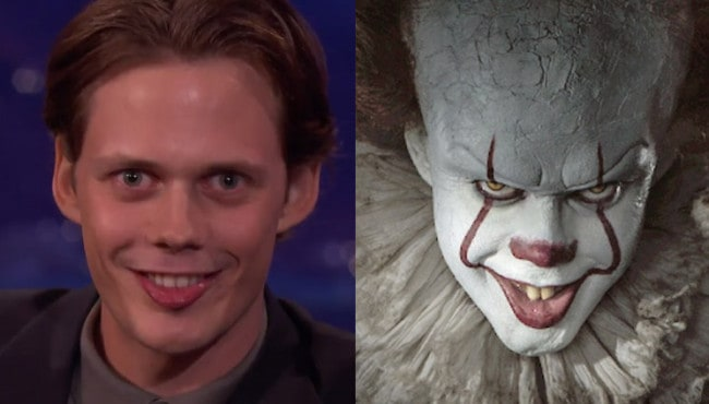 Bill Skarsgard Pennywise The Clown