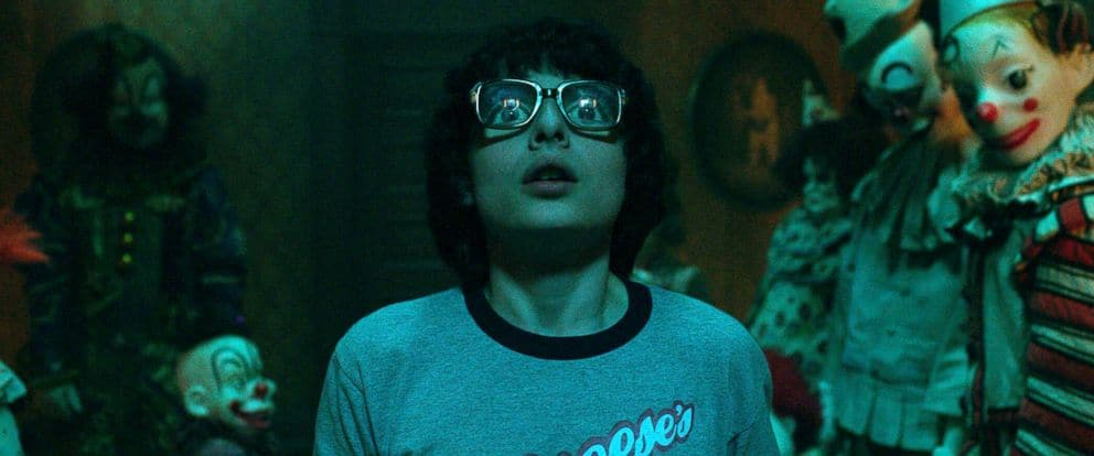 Finn Wolfhard It 2017