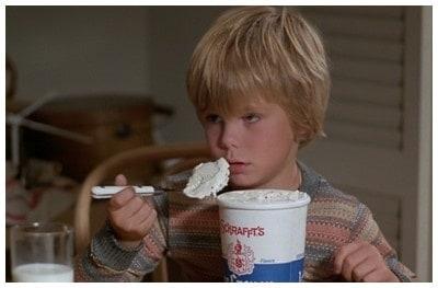 Justin Henry Ice Cream Scene