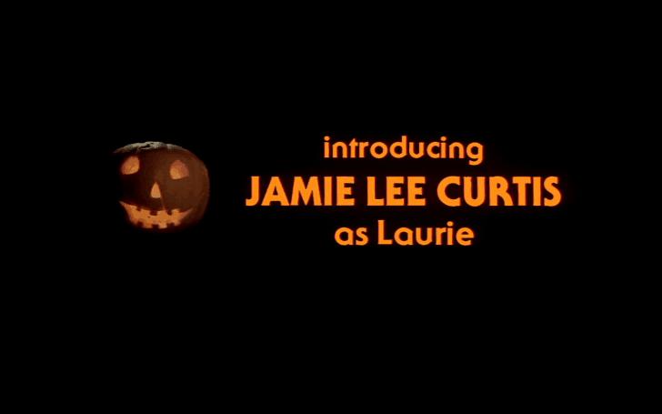 Jamie Lee Curtis Halloween 1978