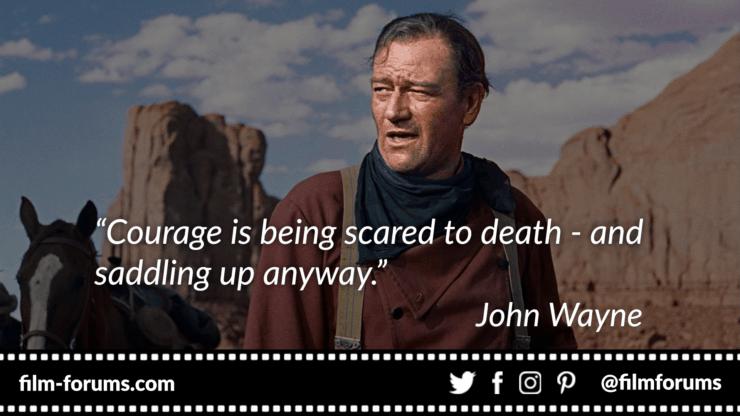 Film Quotes - John Wayne