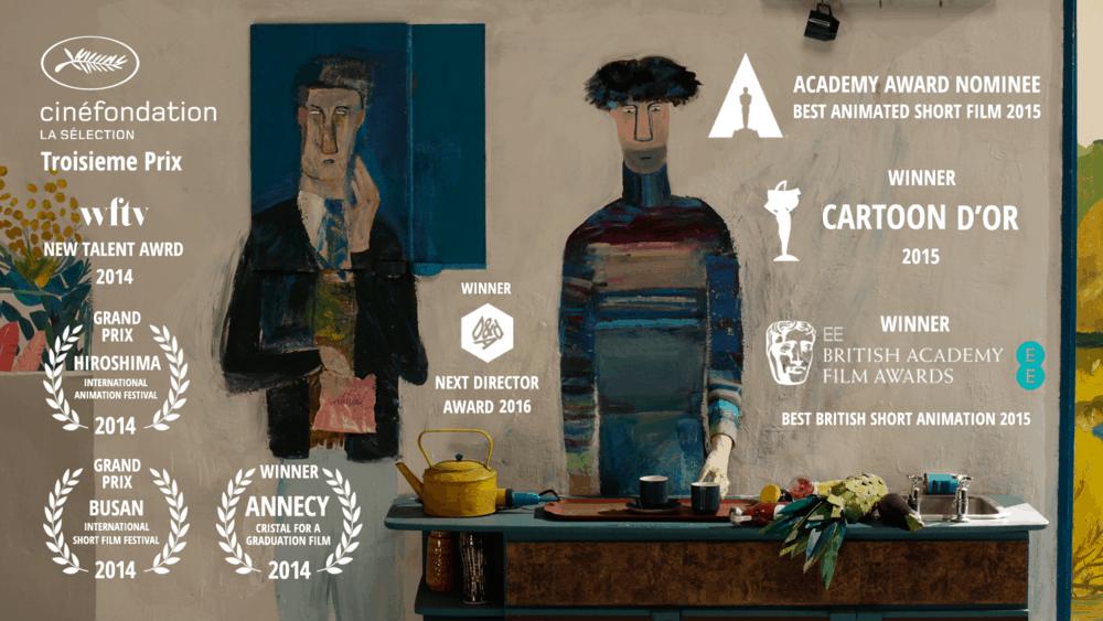 The Bigger Picture Short Film Awards