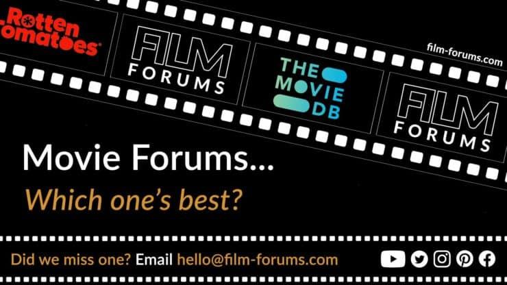 Best Movie Forums