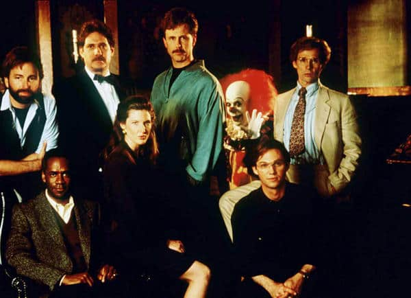The adult cast of It 1990