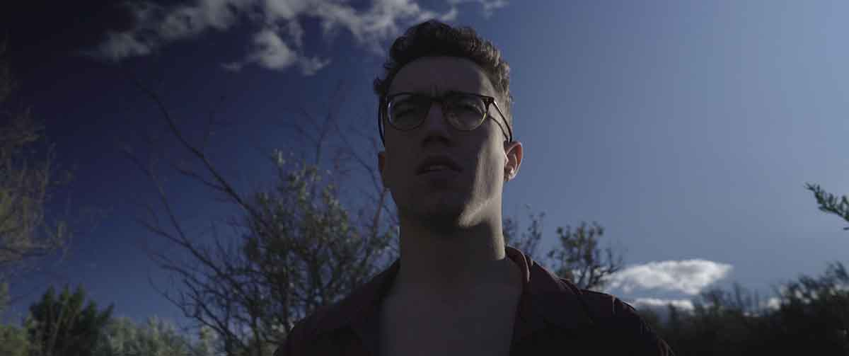 Actor Jake Phillips Head in Lie Low (2019) by Jamie Noel