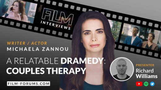 Michaela Zannou, actor and writer, Couples Therapy (2020)