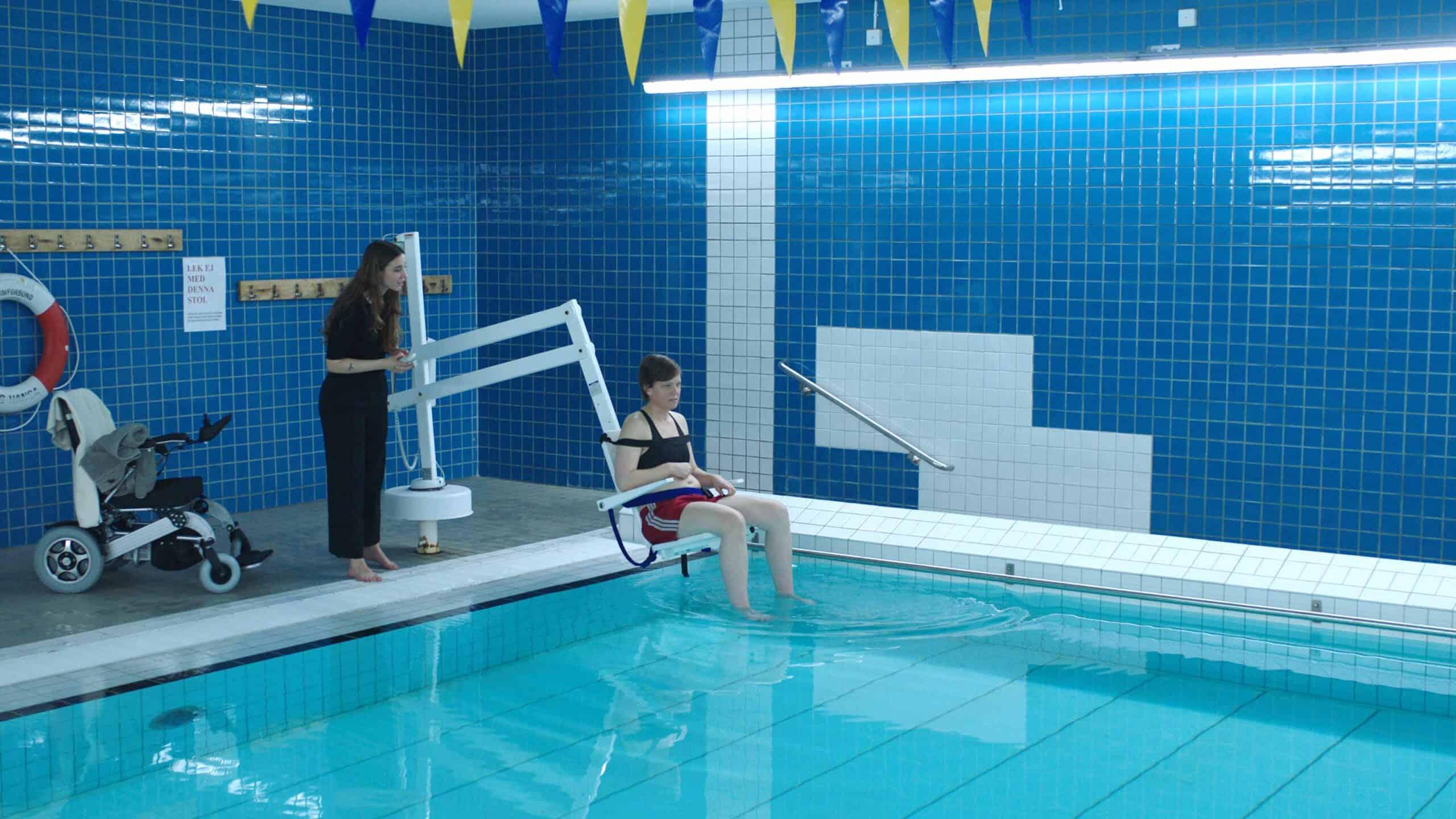 Alive (2020) starring Eva Johansson and Madeleine Martin