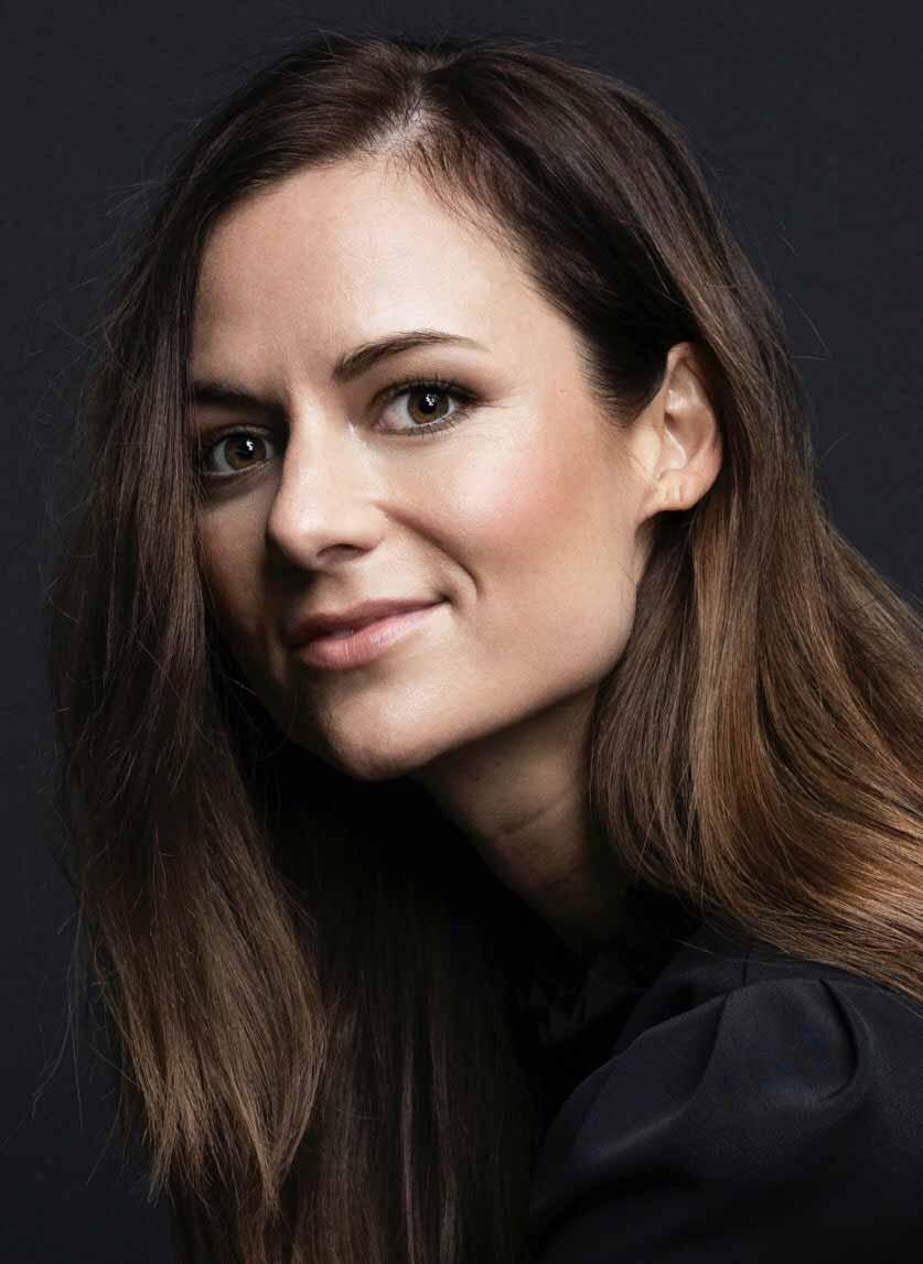 Hanna Oldenburg Swedish Actress