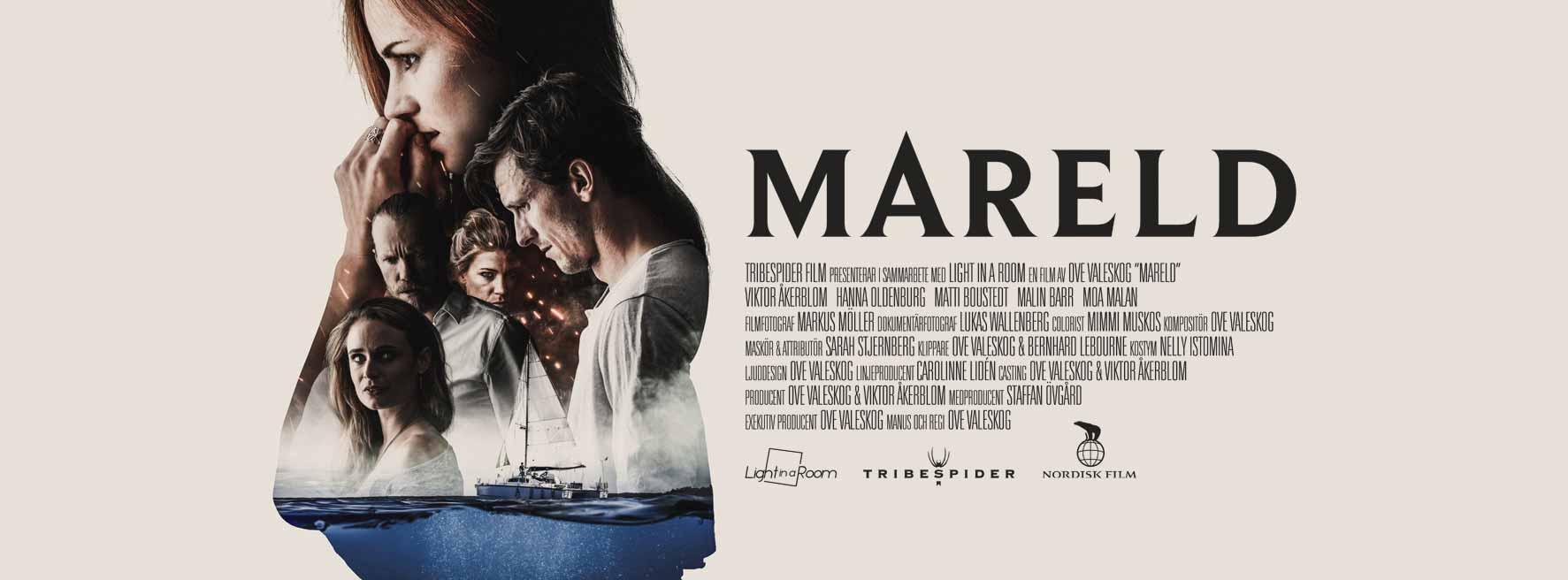 Mareld (2019) Movie Poster