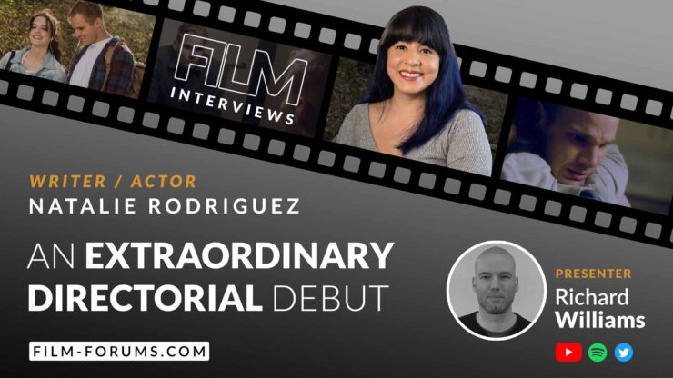 Natalie Rodriguez, writer and director, The Extraordinary Ordinary (2019)