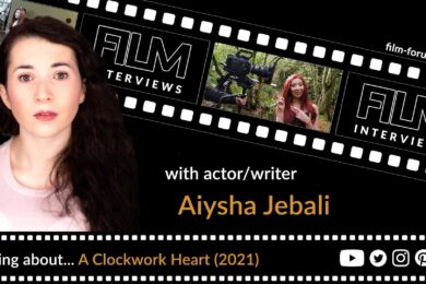 Aiysha Jebali, actor, A Clockwork Heart (2021)