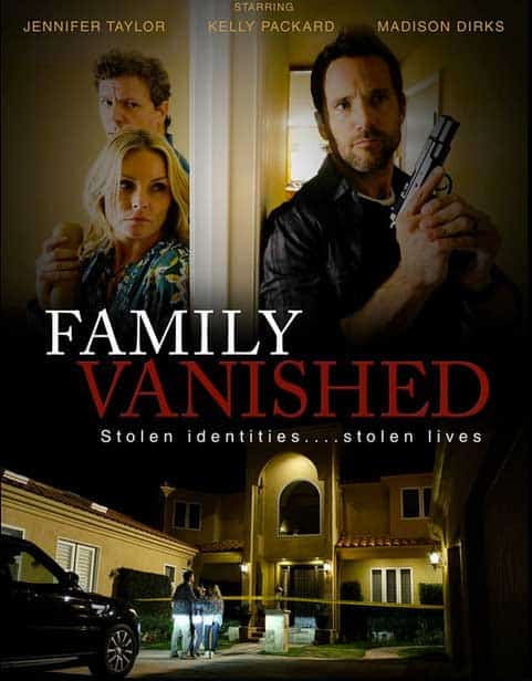 Family Vanished (2018) Movie Poster