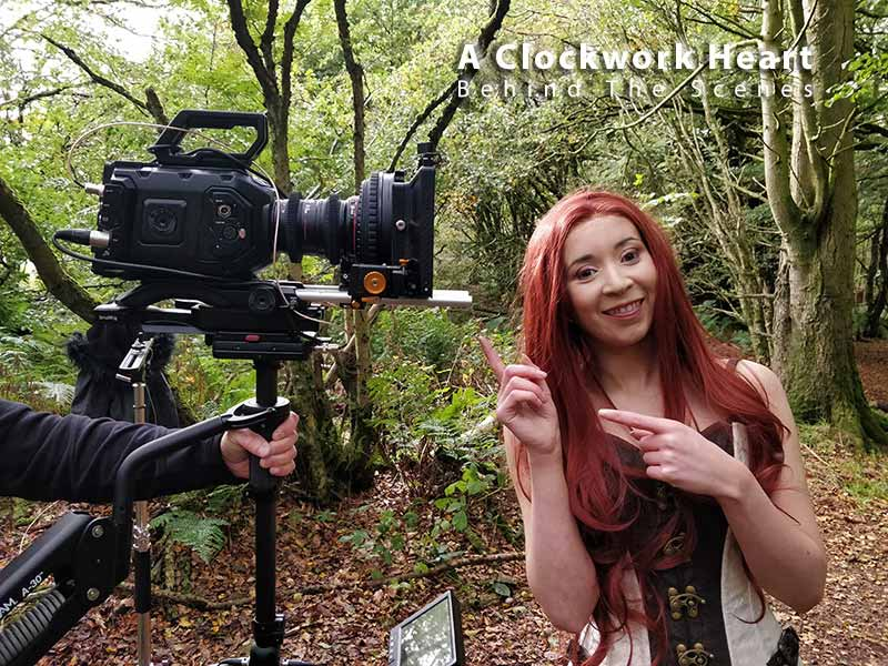 A Clockwork Heart (2021), Actor, Aiysha Jebali