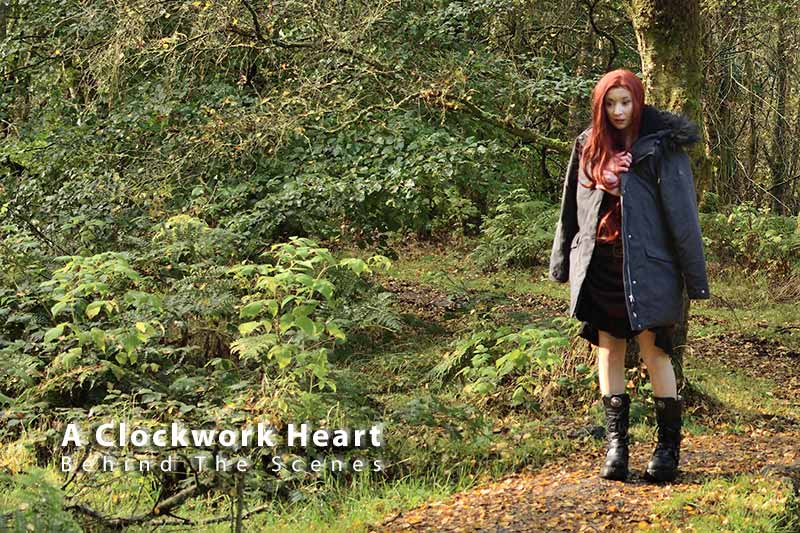 Aiysha Jebali, Acting A Clockwork Heart (2021)
