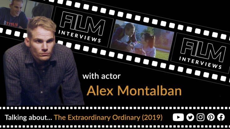 Alex Montalban, actor, stunt man