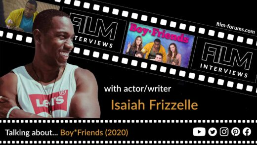 Isaiah Frizzelle Actor Writer