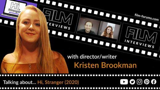Kristen Brookman Director, Writer