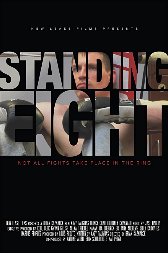 Standing Eight (2016) for Lupus Awareness