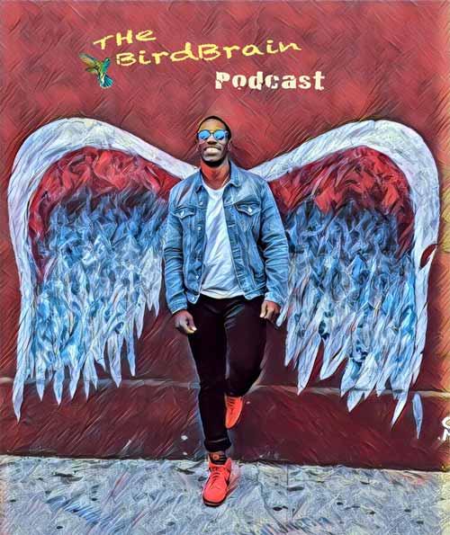 The Bird Brain Podcast - Isaiah Frizzelle