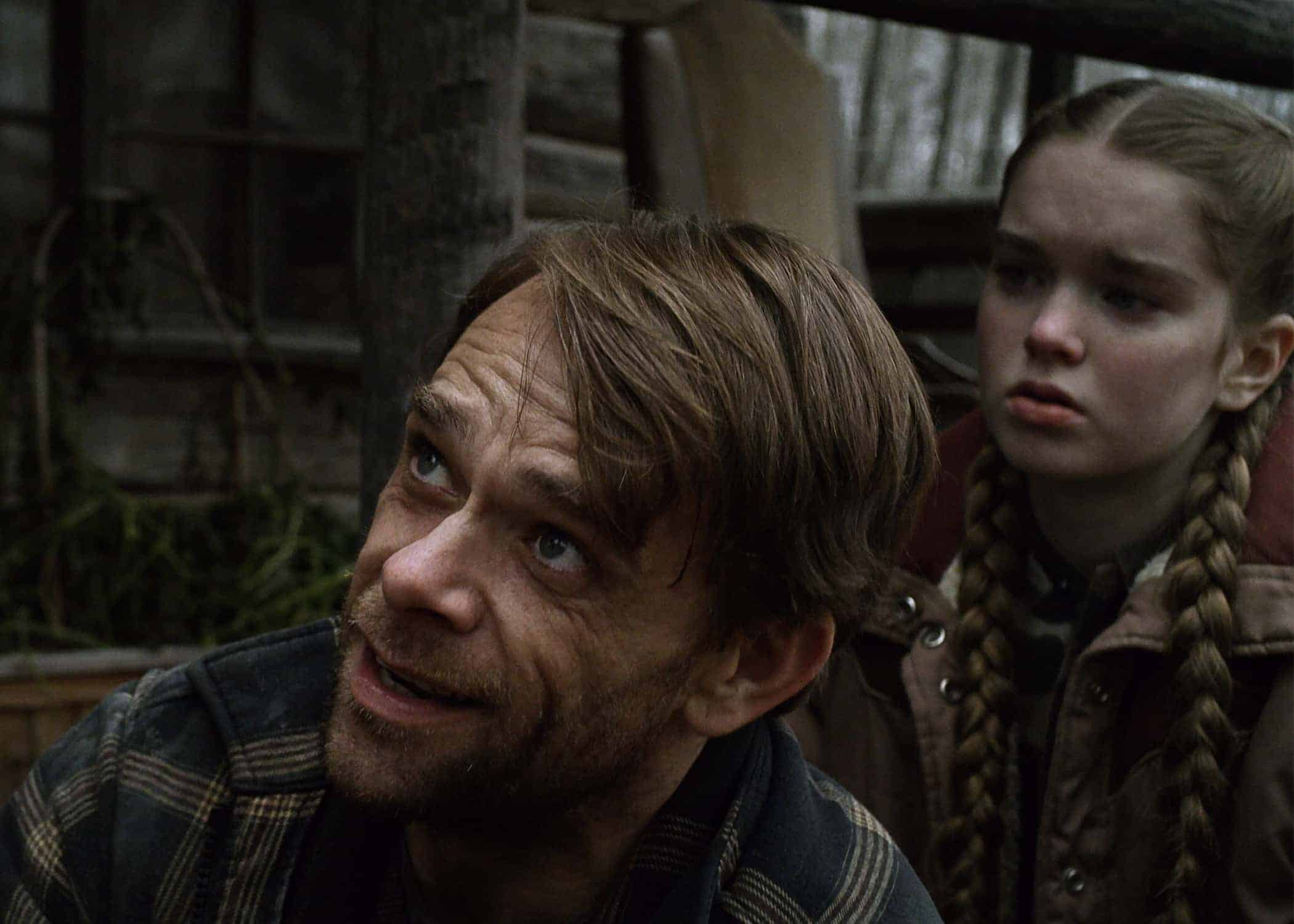 Nick Stahl and Summer H. Howell