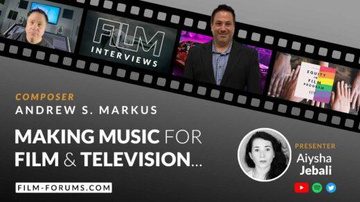 Andrew S. Markus Film Composer