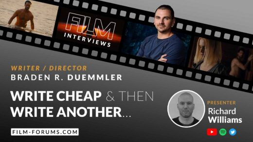 Braden R. Duemmler, Director, What Lies Below (2020)