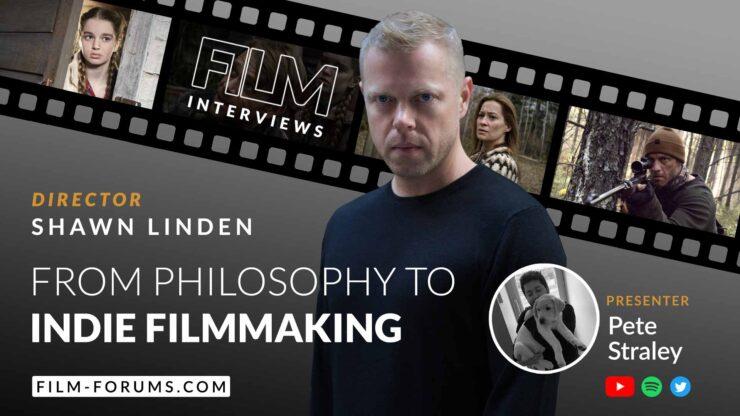 Shawn Linden Director, Hunter Hunter (2020)
