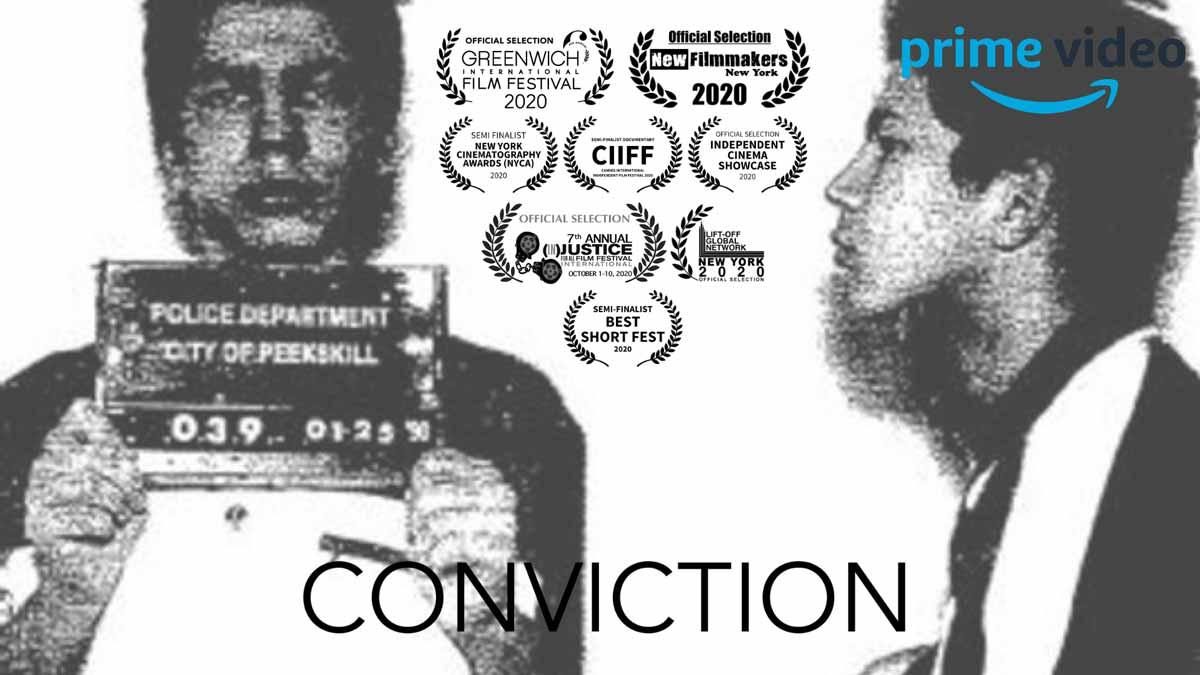 Conviction (2020) Amazon Prime