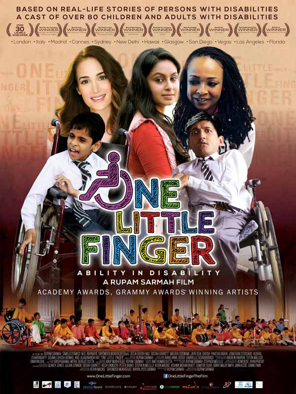 One Little Finger (2019) movie poster