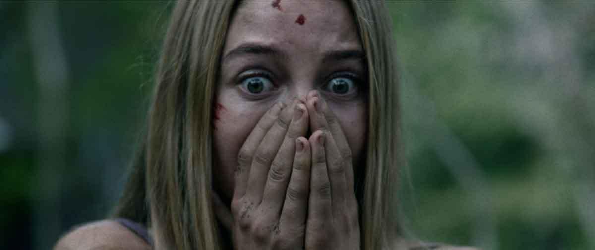 Charlotte Vega in Wrong Turn (2021)