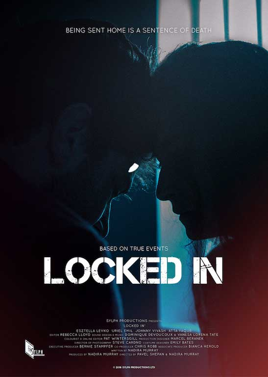 Locked In (2017) short film by Nadira Murray