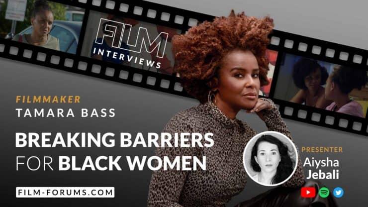 Tamara Bass, actor, writer, director