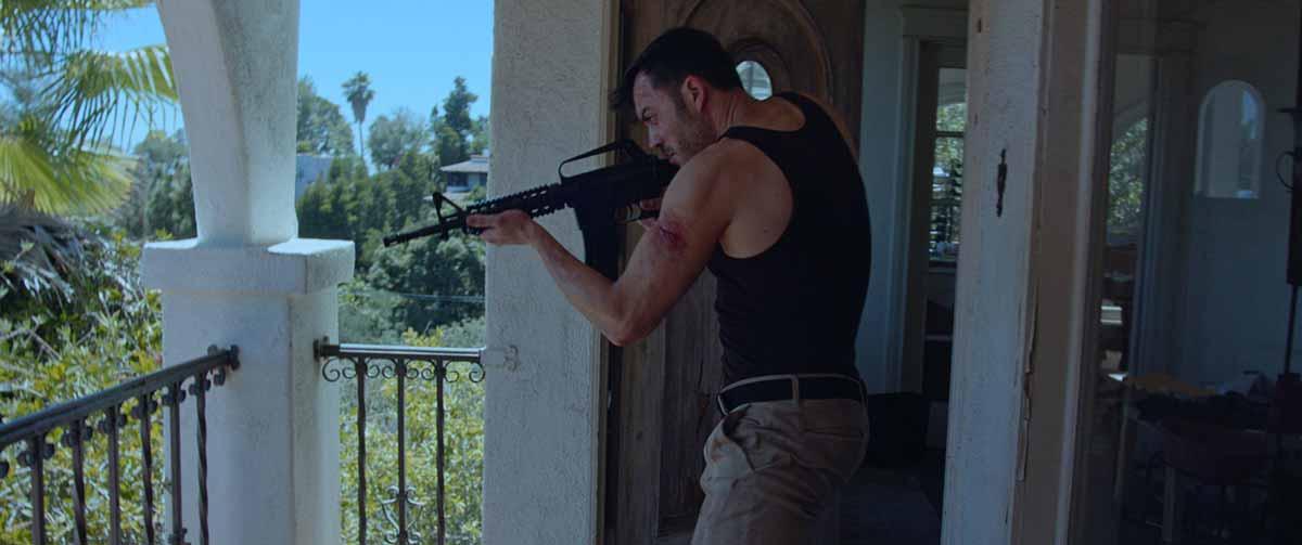 Actor Chris Levine