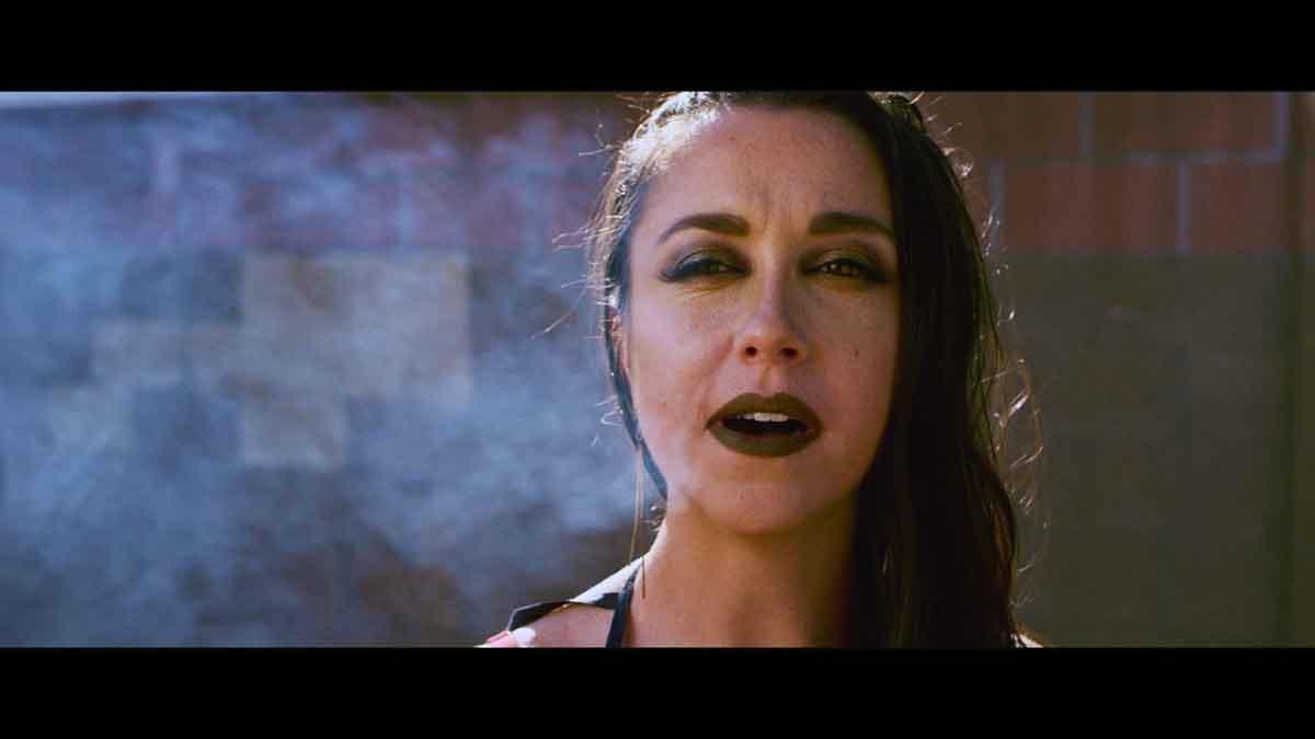 Actor Rachel Alig in Shadows (2021)