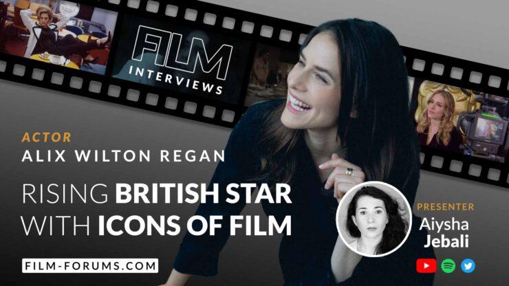 Alix Wilton Regan, actor, A Nightmare Wakes (2020)