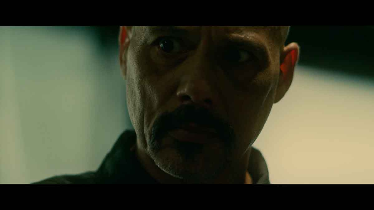 Actor David Labrava in Shadows (2021)