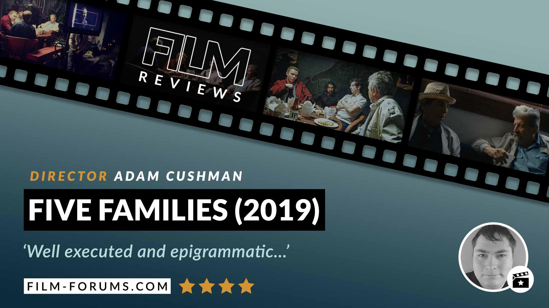 Five Families (2019) short film review