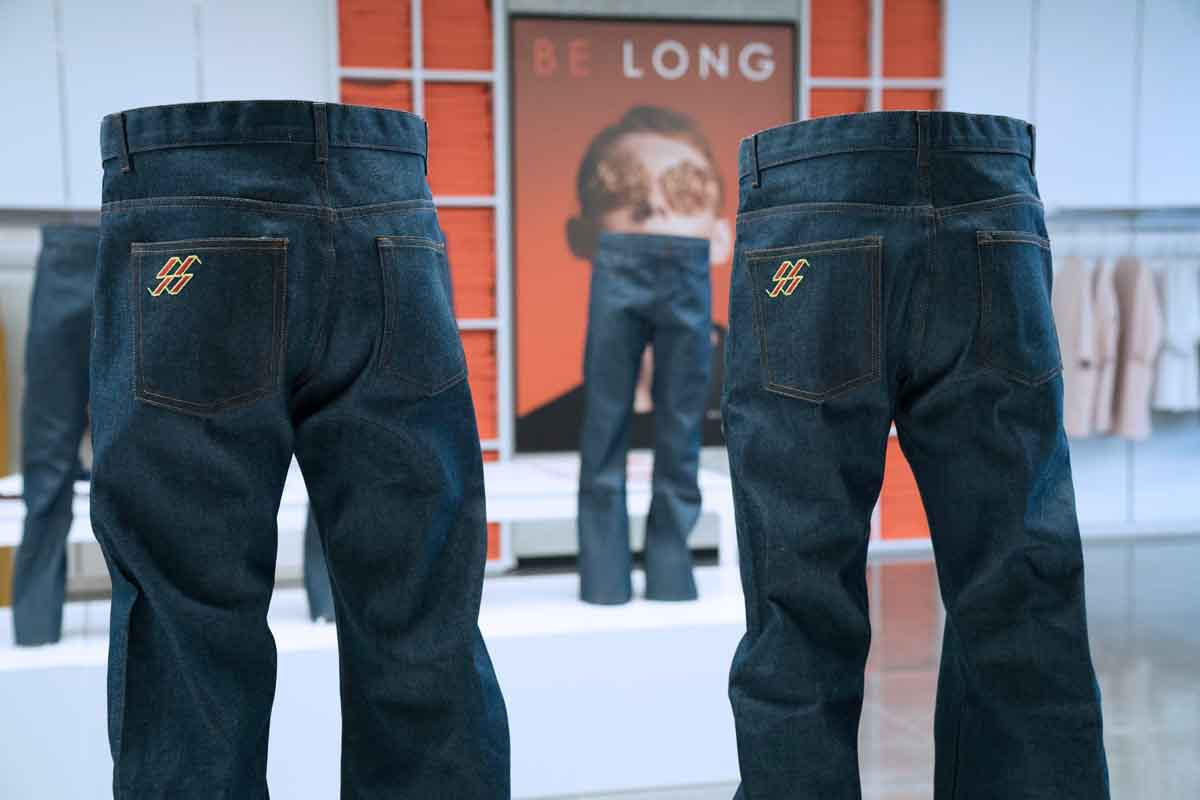 Killer Jeans. Writer Elza Kephart's Slaxx (2020)
