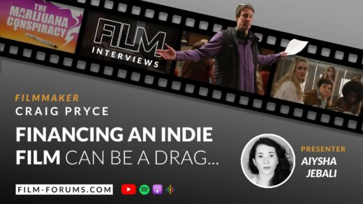 Writer-Director Craig Pryce on Indie Filmmaking