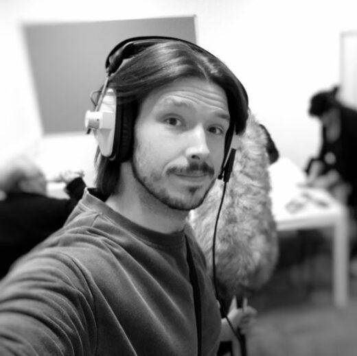 Daniel Morrison, Sound Editor, Film Forums
