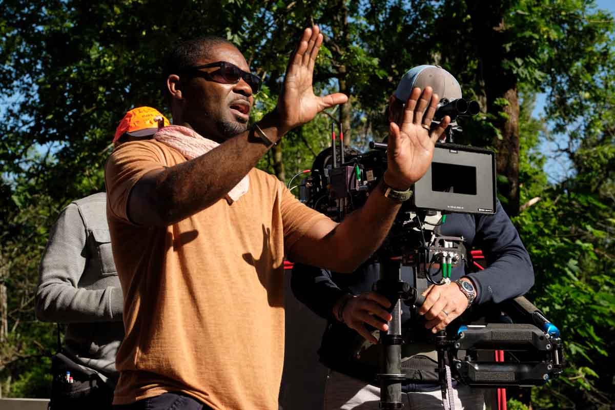 Director David Oyelowo