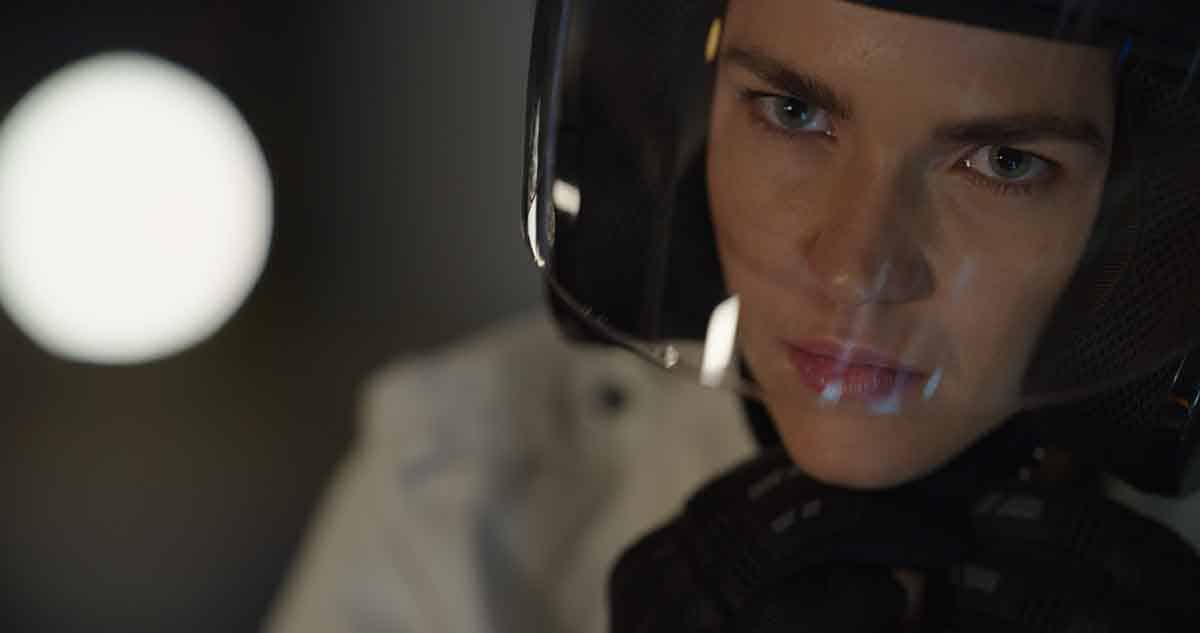 Ruby Rose as Victoria in Vanquish (2021)