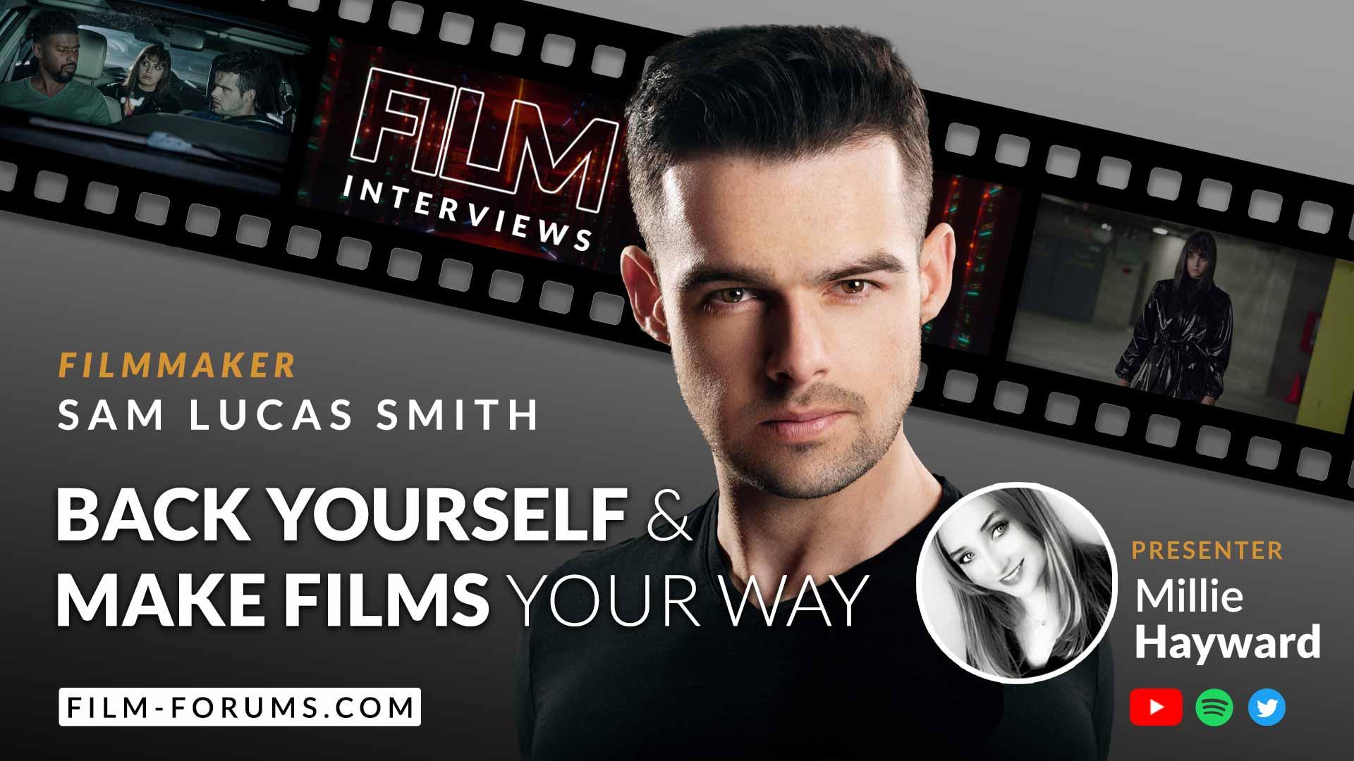 Sam Lucas Smith, filmmaker, Okay Google (2021)