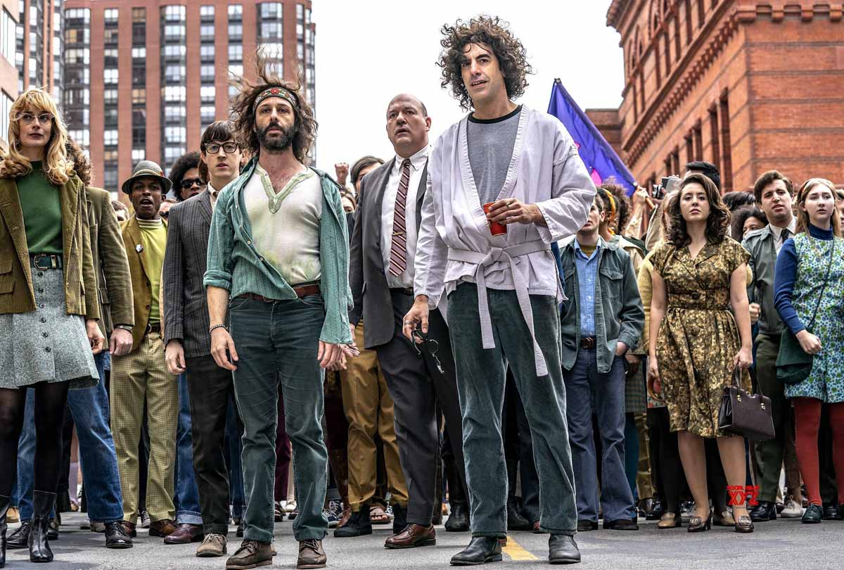 Sacha Baron Cohen The Trial of the Chicago 7