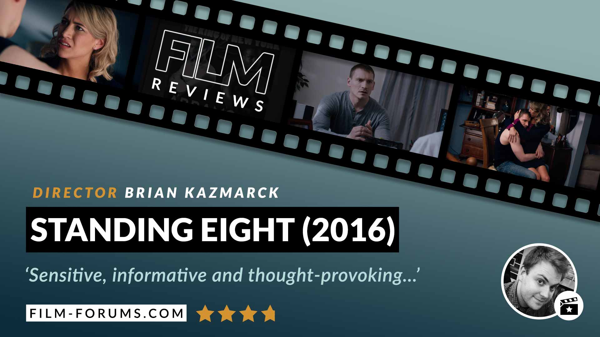 Standing Eight (2016) Short Film Review