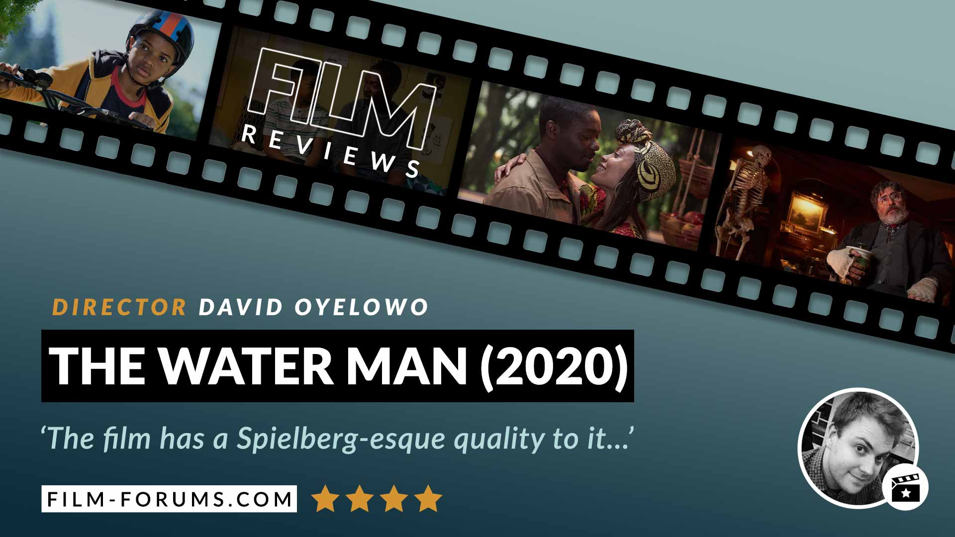 The Water Man (2020) Film Review